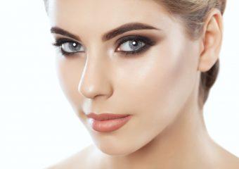 makijaż permanentny brwi metodą pudrową