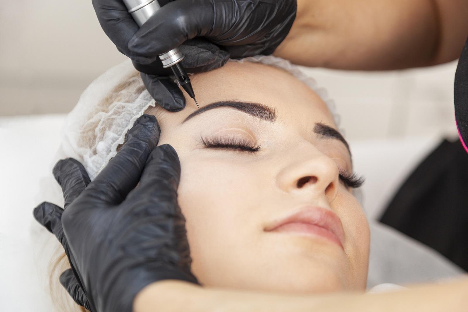 Makijaż Permanentny Hybrydowy